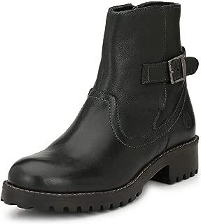 Alberto Torresi Women Nelida Dark Grey Boot