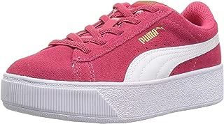 PUMA Kids Vikky Platform Velcro Sneaker