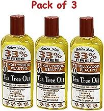 hollywood beauty tea tree oil skin