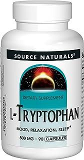 Source Naturals: L-Tryptophan, 500 mg 90 caps