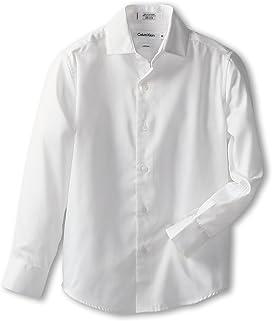 0b5fec1474a0de Lacoste Kids Long Sleeve Classic Oxford Shirt (Little Kids Big Kids ...