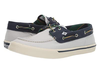 Sperry Bahama II Varsity (Grey/Navy) Men