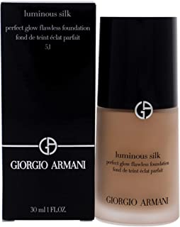 Giorgio Armani Luminous Silk Foundation - 5.1, 30 ml