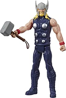 Avengers Marvel Titan Hero Series Blast Gear Thor Action Figure, 12