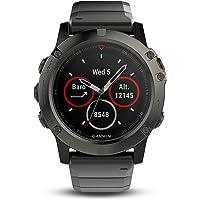 Garmin Fenix 5X 51 mm Multisport Sapphire Edition GPS Watch with Metal Band
