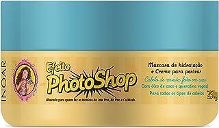Máscara Efeito Photoshop com Queratina Vegetal, Inoar, 250g