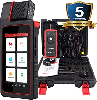 LAUNCH X431 DIAGUN V (Upgrade Ver. of LAUNCH X431 DIAGUN IV) Bi-Directional Automotive Scanner Full System Scan Tool,Actuation Test,20 Service Functions, TPMS Tool As Gift -Free Update