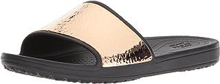 Crocs Sloane Hammered Metal