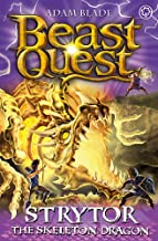 Strytor the Skeleton Dragon: Series 19 Book 4 (Beast Quest)