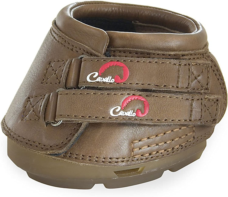 Cavallo Simple Boot Size Brown, 0