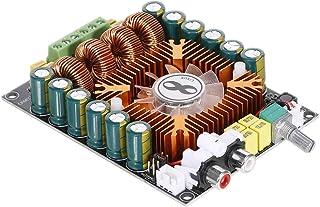 Entweg Placa amplificadora digital, TDA7498E 160W + 160W Módulo da placa amplificadora de potência estéreo de áudio de can...