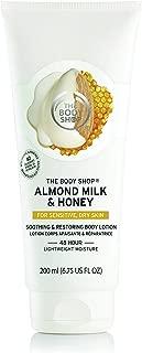 The Body Shop Almond Milk & Honey Body Lotion By The Body Shop for Women - 6.75 Oz Body Lotion, 6.75 Oz