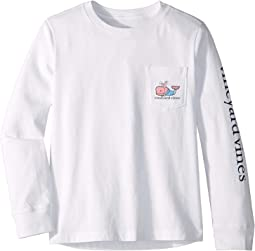 Long Sleeve Sundays Best Easter Pocket Tee (Toddler/Little Kids/Big Kids)