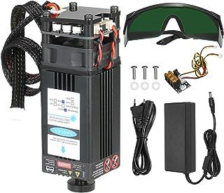 Keifen 20W modulekit 450nm blauwe TTL-moduleset kop Snijmodule voor graveerder CNC-frees Houtrouter 3D-printer 2-pins 3-pi...