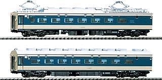 TOMIX HOゲージ 583系 特急寝台電車 2両 増結 Tセット HO-021 鉄道模型 電車