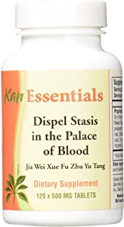 Dispel Stasis in Palace Blood - 120 Tablets by Kan Herbs