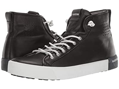 Blackstone High Top Sneaker PM43 (Black) Men