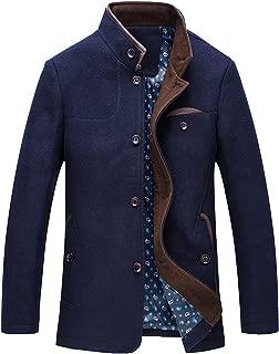 Best slim fit winter coat mens Reviews
