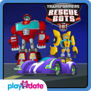 Transformers Rescue Bots: Need for Speed
