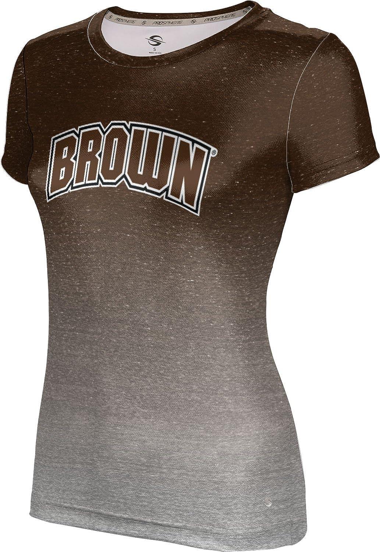 ProSphere Brown University Girls' Performance T-Shirt (Gradient)