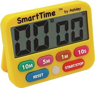 "Ashley Productions ASH50106 Smarttime Digital Timer, Plastic/Steel/Magnet, 4"" x 3"""