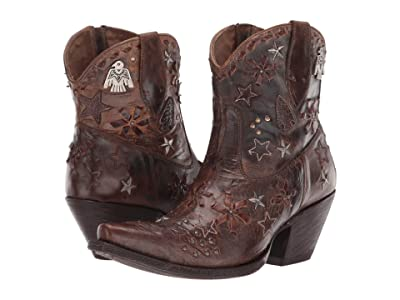 Ariat Starla (Woodsmoke) Cowboy Boots