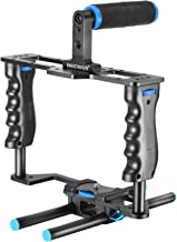 Neewer Aluminum Alloy Camera Video Cage Film Movie Making Kit include:(1)Video Cage(1)Top..