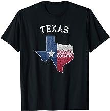 Texas Brisket Country State Of Texas Flag BBQ T-Shirt