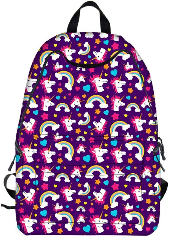 WU ZHI Frau Laptoptasche Polyester Casual Daypacks Daypacks Daypacks Mädchen Reise Umhängetasche Rucksack Rucksack Wandern Camping B07MKYJ3CM  Kaufen Sie online c4b1a4