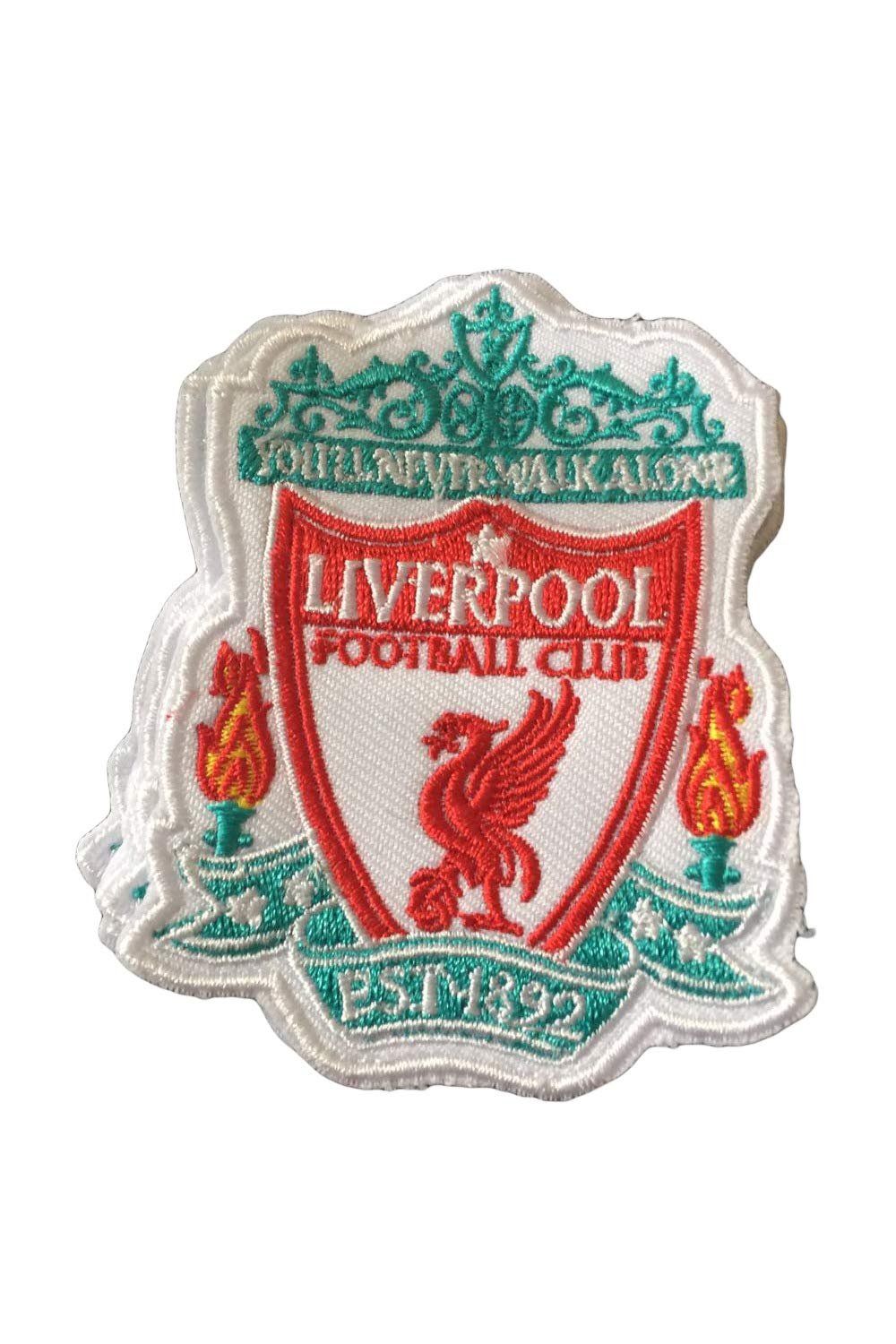 Liverpool Bird  Embroidered Iron On Sew On PatchBadge For Clothes Bags