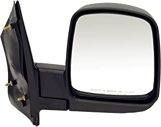 Dorman 955-1304 Chevrolet Express/GMC Savana Passenger Side Manual Replacement Side View Mirror