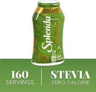 SPLENDA Zero Liquid Stevia No Calorie Sweetener, 1.68 Ounce Bottle