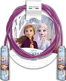 Mondo - Skipping Rope Frozen 220 cm, Pink, 09114