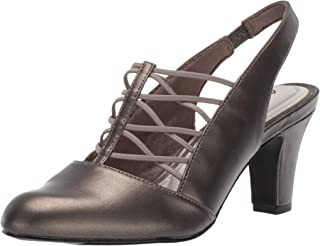 Best tapered heel pump Reviews