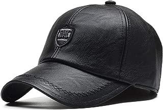 Winter Baseball Cap Men Earflaps Casquette Homme Snapback Hat