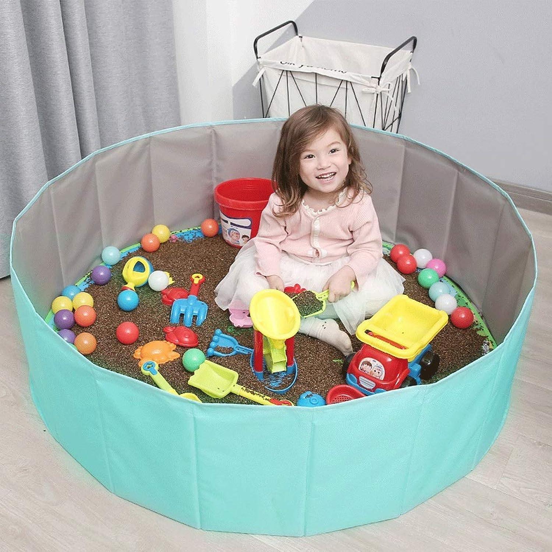Lernspielzeug Baby-Laufgitter Baby-Laufgitter, Spielplatz Toy Yard Home Indoor Outdoor für Kinder von 2-7 Jahren 06.09 (Farbe   B Blau)