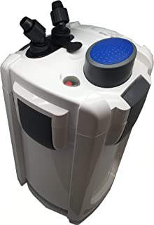Sunsun HW-702B 264 GPH 3-Stage External Canister Filter with 9W UV Sterilizer