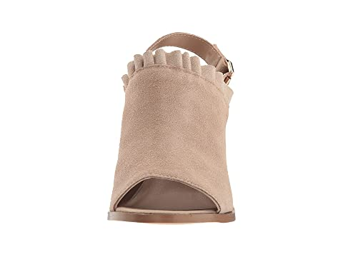 Sbicca Frilly Taupe Suede Cheap Sale Newest Clearance Limited Edition q67f9gn