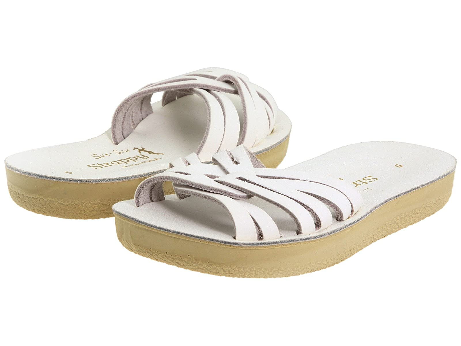 Salt Water Sandal by Strappy Hoy Shoes Sun-San - Strappy by Slide (Toddler/Little Kid) 7d3a13