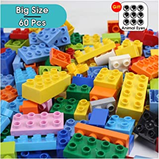 YOUPIN 360PCS Compatible with Building Blocks Animals Figurine Classic City Bricks Consturction Educational Toys For Child...