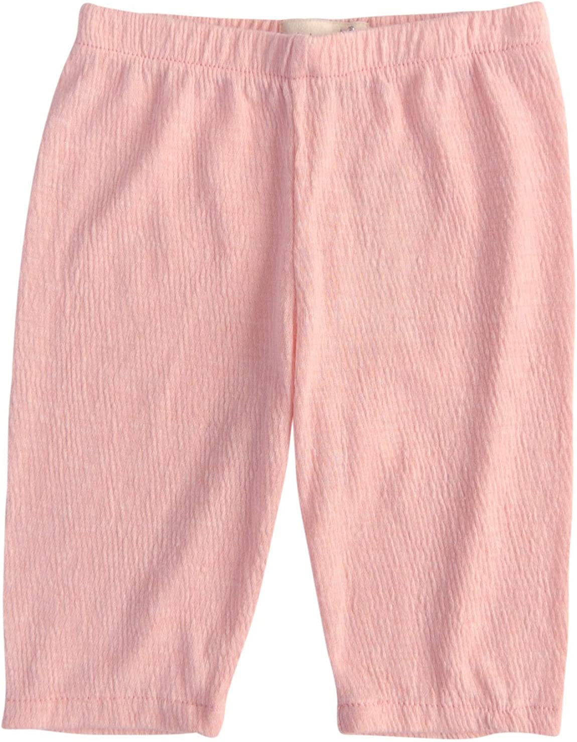 MikiMiette Baby Girls Crop Leggings Super Soft and Comfortbale 65/% Cotton 35/% Polyester