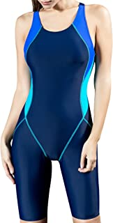 4312f0f3f3d99 Uhnice Women Unitard Swimwear Surfing Suit Sports One Piece with Shorts  Swimsuit