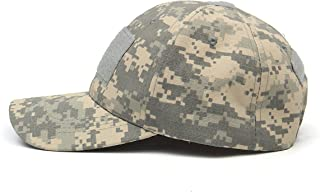 TT WARE Camping Camouflage Sunhat Adjustable Travel Sunscreen Baseball Cap-ACU