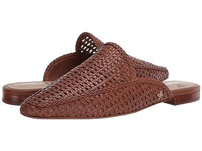 Sam Edelman Elva (Saddle Desert Weave Leather) Women