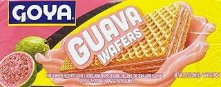 Goya Galletas Wafer Guayaba - Paquete de 24 unidades