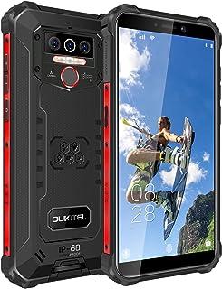 OUKITEL WP5 Pro(2021) Android 10.0 Teléfono Resistente, 8000mAh Batería, 4GB RAM + 64GB ROM, Impermeable IP68 Rugged Smart...