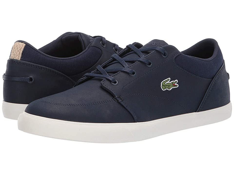 Lacoste Bayliss 119 1 (Navy/Off-White) Men