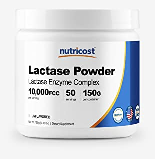 nutricost lactase powder