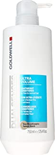 Goldwell Dualsenses Ultra Volume Lightweight Conditioner for Unisex, 25.4 Ounce