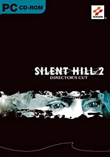 Silent Hill 2 Director's Cut (PC-CD) with Bonus Scenario (輸入版)